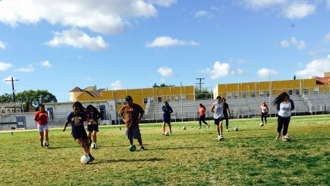 Girl's Soccer Prepares for New Season
