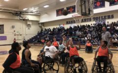 Inspirational Basketball Game On Wheels!