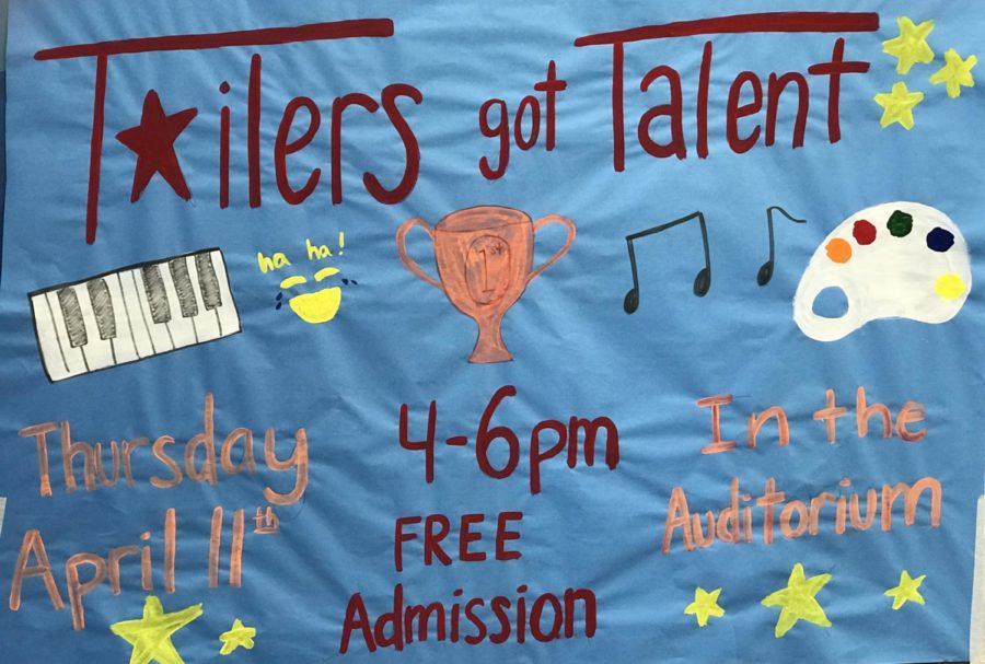 Toilers Got Talent_Poster