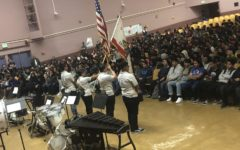 Auditorium Pep Rally was the S&^%!