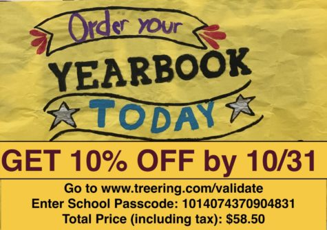 Hey, Manual! Yearbook is on Sale