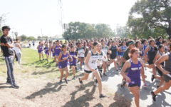 Cross-Country Team Double the Dose of Leaders and Motivators